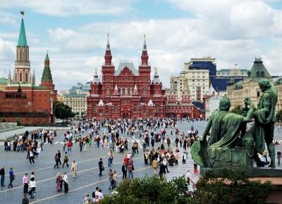 Падение курса рубля повысило интерес иностранных туристов к РФ