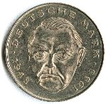 монета с эрхардом