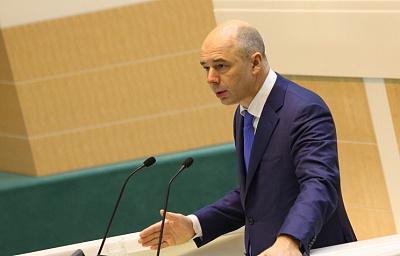 Антон Силуанов исполнение бюджетов регионов значительно лучше чем в прошлом году